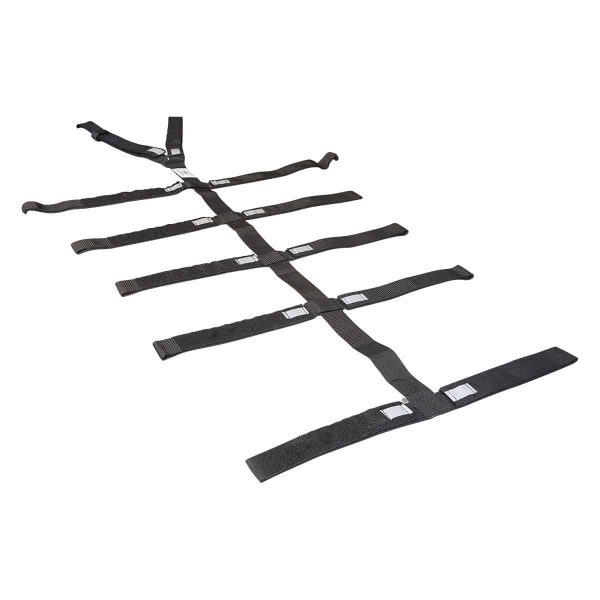 spider-strap black product splayed out